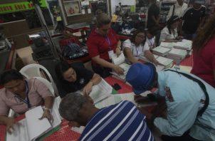 240 millones de dólares han sido negociados en el Banco Nacional de Panamá. Archivo