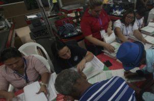 A la fecha quedan pendientes de validar por parte de la Caja de Seguro Social  más de 50,000 beneficiarios del Cepadem.