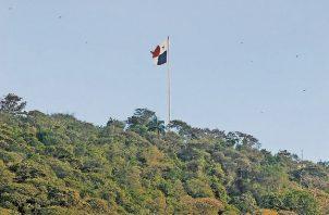 Reserva Natural del Cerro Ancón  se consolida el área metropolitana de nuestro país como una de las más verdes del mundo.