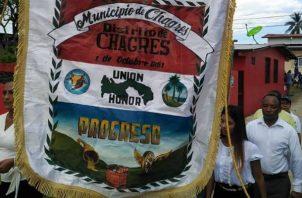 El distrito de Chagres está en la Costa Abajo de Colón. Foto: Diómedes Sánchez S.