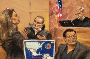 El abogado aseguró que Rosero no había entregado ningún estado de cuentas ni prueba que asegurara sus bienes, con lo que incumplió los términos del acuerdo al que llegó con los fiscales.