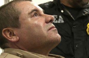 """Los hijos de """"El Chapo"""" están también en la mira de la justicia estadounidense. Foto: AP."""