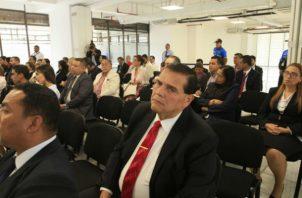 La audiencia se celebró en ausencia del expresidente Ricardo Martinelli a quien se le impidió el traslado hacia el Tribunal Electoral.