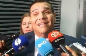 Chello Gálvez pedirá apoyo para Roux. Foto: Cortesía
