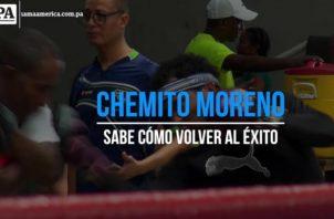 Anselmo 'Chemito' Moreno. Foto/Karol Lara