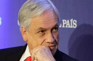 El presidente de Chile, Sebastián Piñera, denunció la falta de democracia y de libertad en Venezuela. EFE