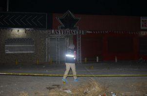 Dos hombres fueron asesinados en el sector de las Vegas en el corregimiento de Chilibre.