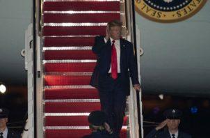 Trump anunció el acuerdo parcial con China para dar tregua a guerra comercial.