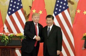 Xi Jinping, y su homólogo estadounidense, Donald Trump, acordaron una tregua de 90 días