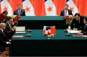 """El acuerdo con China se negocia bajo el principio de """"compromiso único""""."""