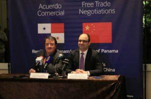 Panamá y China concluyeron hoy la Tercera Ronda de Negociaciones