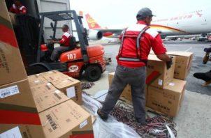 El sábado 30 de marzo Nicolás Maduro anunció la llegada de ayuda del gobierno chino. FOTO/@NicolasMaduro
