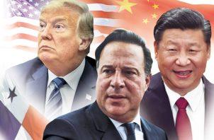 Juan Carlos Varela ocultó los detalles de sus negociaciones y acuerdos de recámara con China no solo a las instituciones panameñas, sino a la sociedad en general.