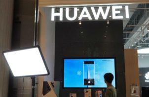 Huawei ha conseguido situarse a la cabeza del desarrollo de la tecnología 5G. Foto/Efe