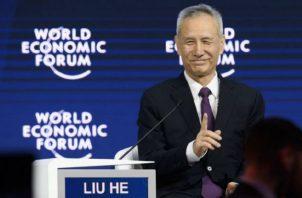 Liu He, viceprimer ministro. EFE