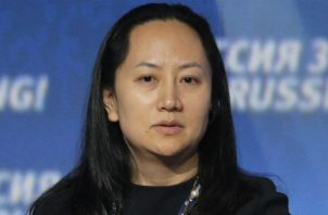 """La cancillería china calificó la detención como """"extremadamente desagradable"""", añadiendo que """"ignora la ley"""" y que tiene todos los visos de """"causar daños"""" a las relaciones chinocanadienses."""