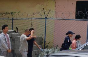 Los abogados de los implicados, solicitaron una apelación contra la medida de detención para el próximo 20 de septiembre, la cual será decidida por los magistrados del Tribunal de Apelaciones de Herrera. Fot/Thays Domínguez