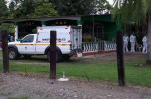 El anciano fue encontrado sin vida en la provincia de Chiriquí por el arrendatario de la vivienda.