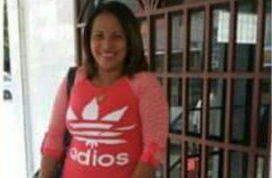 Eloisa Sánchez, asesinada en el 2015 supuestamente por Carlos Ivan Chávez, en Chiriquí.