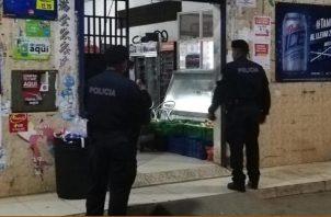 Las autoridades lograron recuperar la mercancía robada. Foto/Mayra Madrid