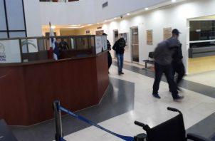 Todos los aprehendidos permanecen en la cárcel de varones por el secuestro de los palestinos en Chiriquí.