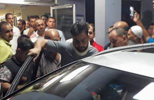 Los empresarios palestinos fueron secuestrados el día 1 de octubre de 2018 y liberados en horas de la noche del mismo día.