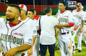 Chiriquí celebró a lo grande en el estadio Kenny Serracín su cuarta victoria consecutiva en la serie semifinal ante Herrera.