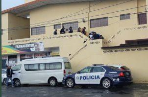 Extraoficialmente se conoció que varias personas de origen chino, fueron trasladadas para ser entrevistadas con relación a este caso. Foto/Thays Domínguez