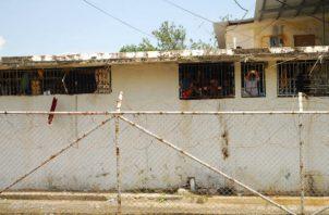 Los reclusos piden se revisen sus procesos. Foto: Thays Domínguez.