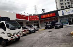 La propietaria del local aseguró que ellos tienen a la venta la carne de chivo. Foto: Día a Día.