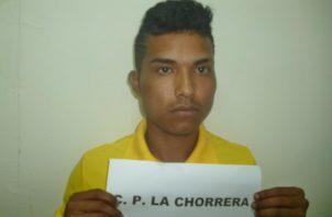 Las autoridades buscan a Álvaro Campos.que se evadió de la cárcel transitoria de La  Chorrera.