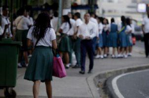 Las cifras del año pasado se dan a pocos días de iniciar el nuevo período escolar.