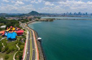 La ampliación se daría entre la Cinta Costera 3 y Amador, para beneficio del turismo. Foto de archivo