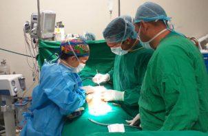 La lista de pacientes en espera  a nivel nacional en oftalmología, era de aproximadamente 2 mil pacientes.
