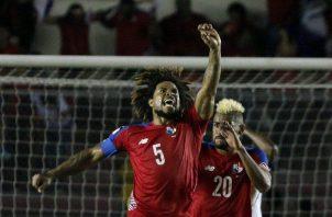 Román Torres le dio a Panamá la histórica clasificación al Mundial Rusia 2018.