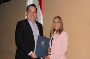 Contrato de Cobre Panamá a la Asamblea Nacional.