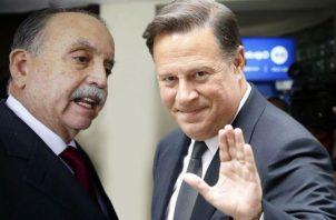 Guillermo Cochez recomendó al presidente realizar menos viajes. Foto: Panamá América.
