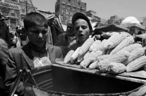 El hambre y la pobreza son producto de la codicia, esa sed insaciable de tener, poseer, acaparar, dominar.  Foto EFE.