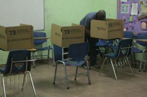 Las próximas elecciones generales en Panamá se deben realizar el domingo 5 de mayo de 2019. Archivo