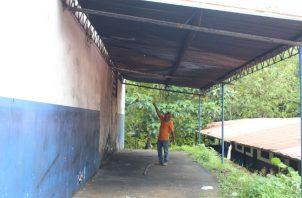 Al menos tres aulas del colegio Cadu de Arraiján son clausuradas.