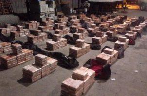 Cada paquete que droga que tenga como destino Europa o Asia, puede tener un valor aproximado entre los $60,000 y los $80,000. Foto/Diómedes Sánchez