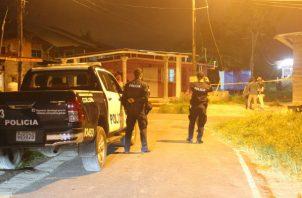 Unos 10 disparos se escucharon en el lugar, logrando impactar al menor en la provincia de Colón.