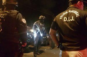 El jefe de la zona policial sociltió el apoyo de la comunidad, debido a que  mantendrán los operativos de forma sostenida.