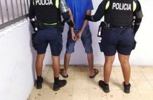 El dinero y las pertenencias personales de los turistas fueron recuperados. Foto: Diómedes Sánchez S.
