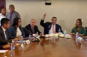 """La Comisión de Credenciales de la Asamblea Nacional no ha logrado el """"quórum"""" para abordar las ratificaciones."""