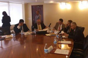 La Comisión de Credenciales de la Asamblea Nacional tiene pendiente abordar ocho denuncias contra el magistrado Harry Díaz.