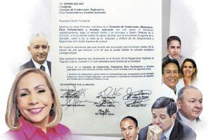 Sergio Gálvez dijo que es potestad de él convocar a la Comisión de Credenciales.
