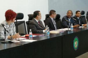 La comisión tuvo su segunda sesión sobre el tema. Foto de Twitter