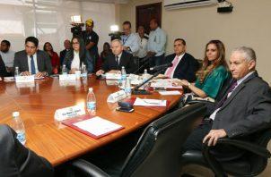Recrudece lucha interna del PRD tras aprobación de Jorge González en Autoridad del Canal de Panamá. Foto: Asamblea Nacional.