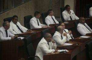 La Asamblea Nacional definió la lista de los diputados de todas las bancadas que conformarán las 15 comisiones. Foto/Víctor Arosemena